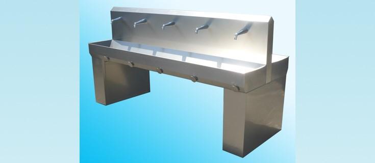 20170408&013011_Diepe Wasbak Badkamer ~ Robuuste Roestvaststalen Rvs Design Radiator Elektrische Verwarming